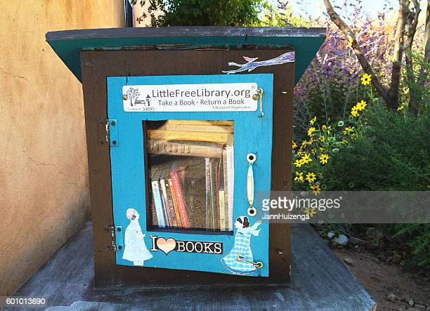 Santa Fe, NM: Little Free Library Box