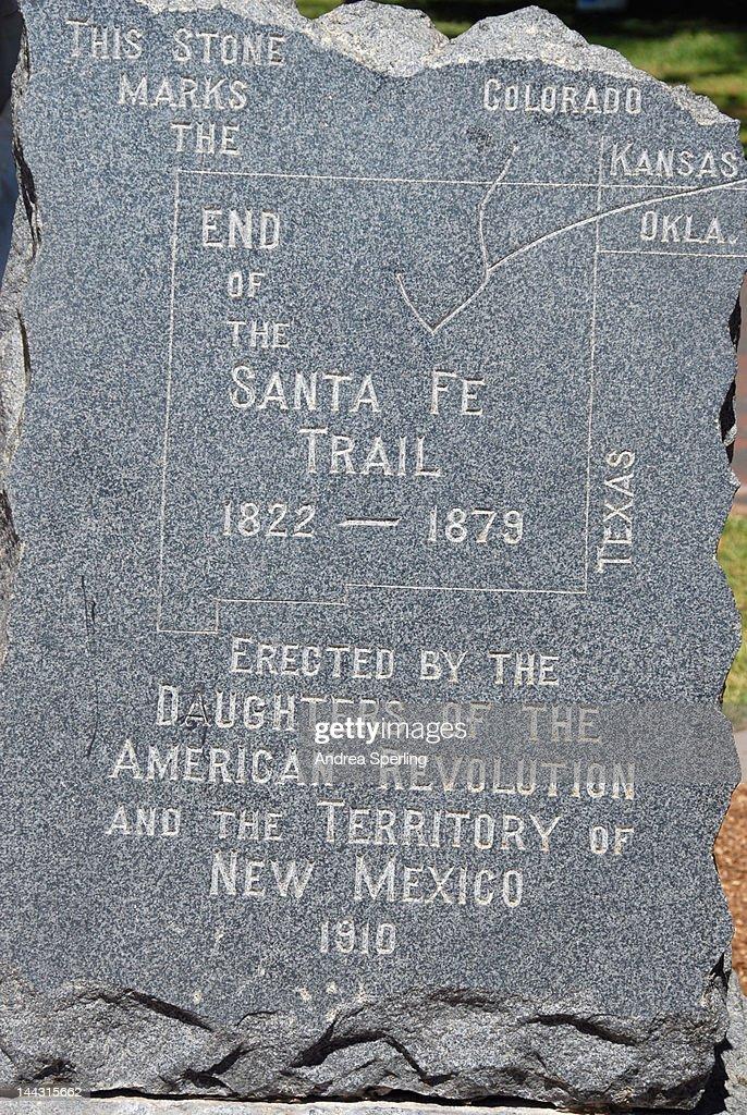 Santa Fe Trail : Stock Photo