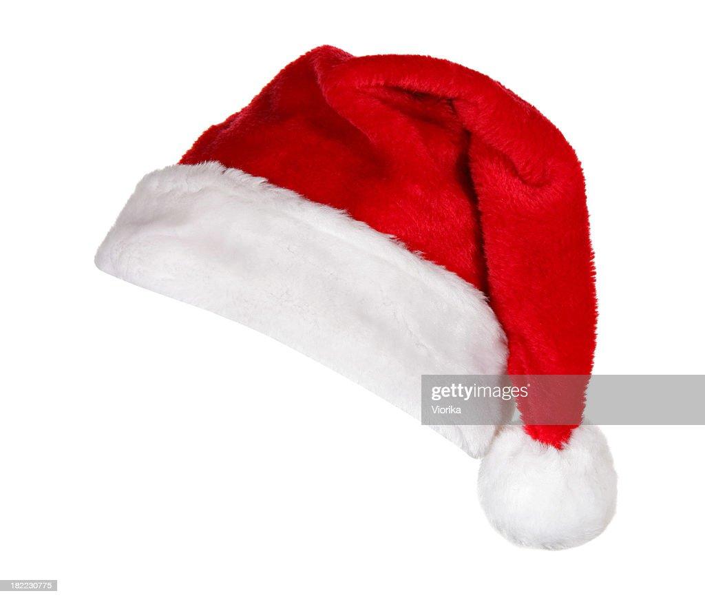 Santa Hat (on white)