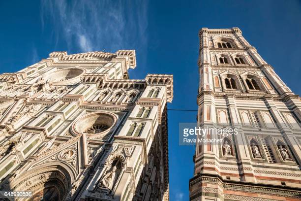 Santa Maria del Fiore cathedral (duomo) in Florence, Italy