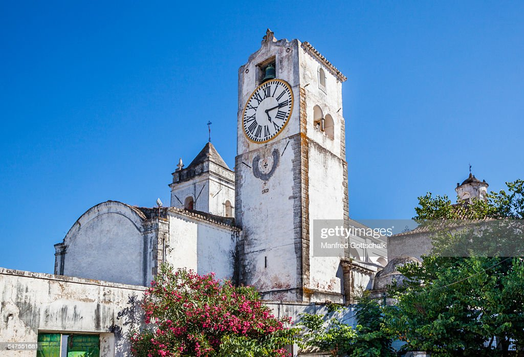 Santa Maria do Castelo Church Tavira