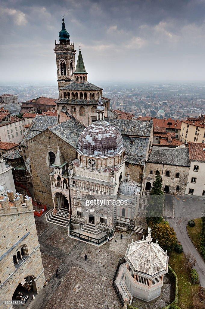 Santa Maria Maggiore Church : Stock Photo