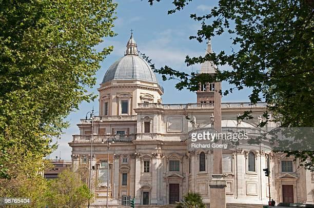 Santa Maria Maggiore Church , Rome