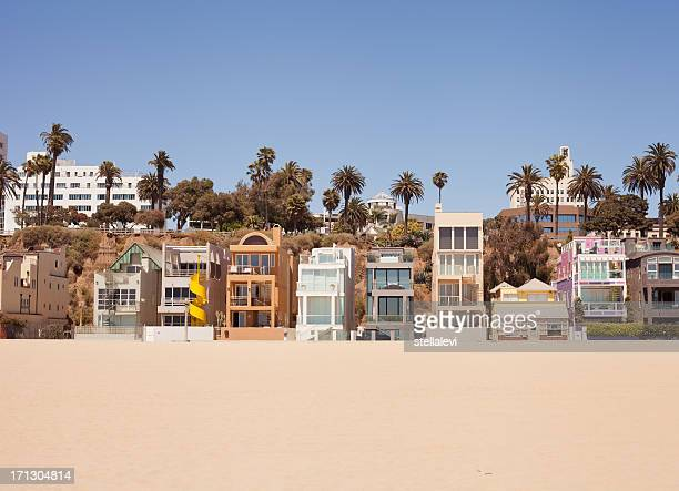 Santa Monica Beach Houses