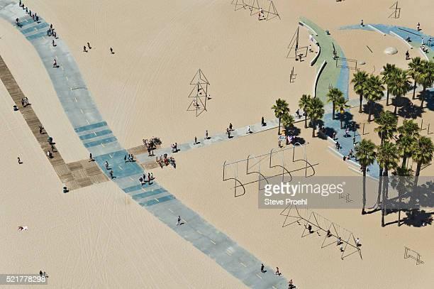 Santa Monica Boardwalk