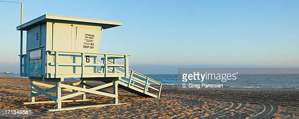 Santa Monica Lifeguard Station