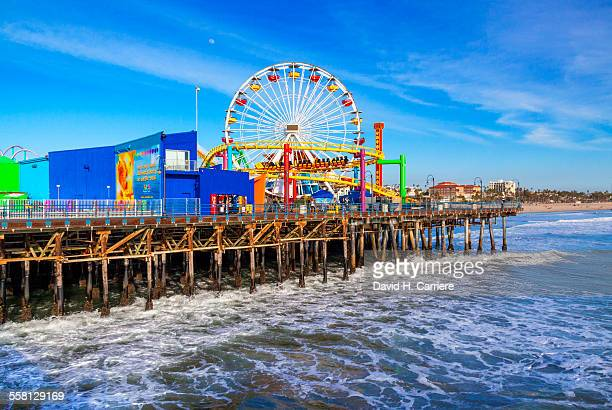 Santa Monica Pier, California