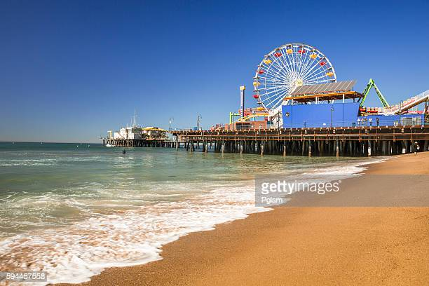Santa Monica Pier California