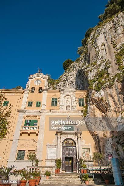 Santa Rosalia Sanctuary, Monte (Mount) Pellegrino