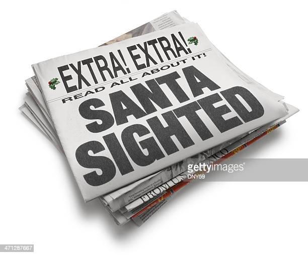 Santa Sighted