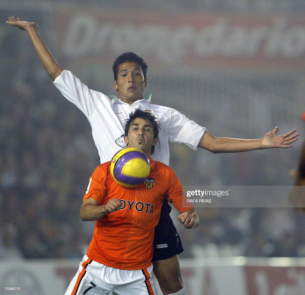 Racing Santander v Valencia s and