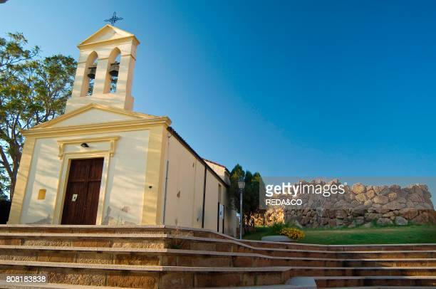 Sant'Anna Arresi Sulcis Iglesiente Carbonia Iglesias Sardinia Italy