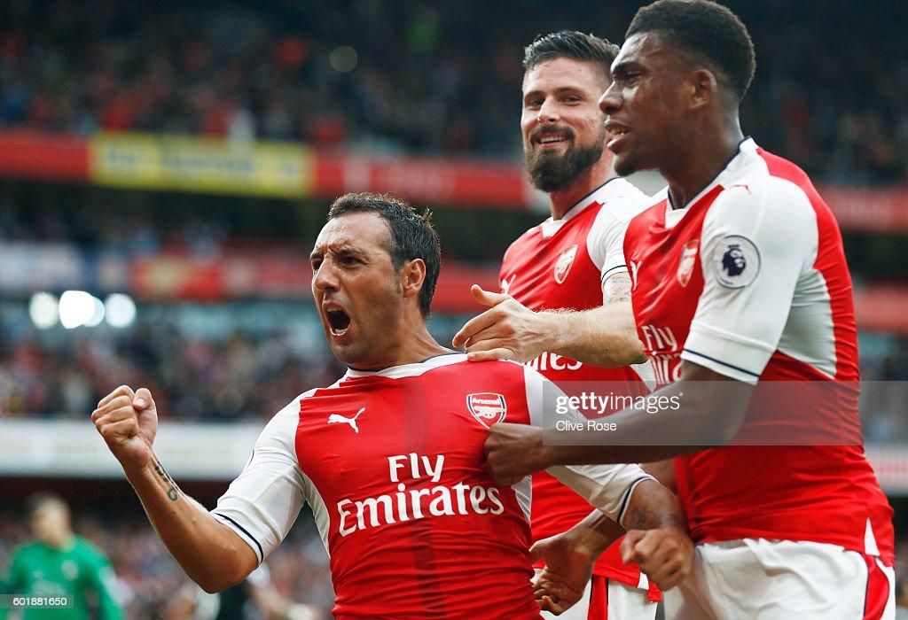 Arsenal v Southampton - Premier League