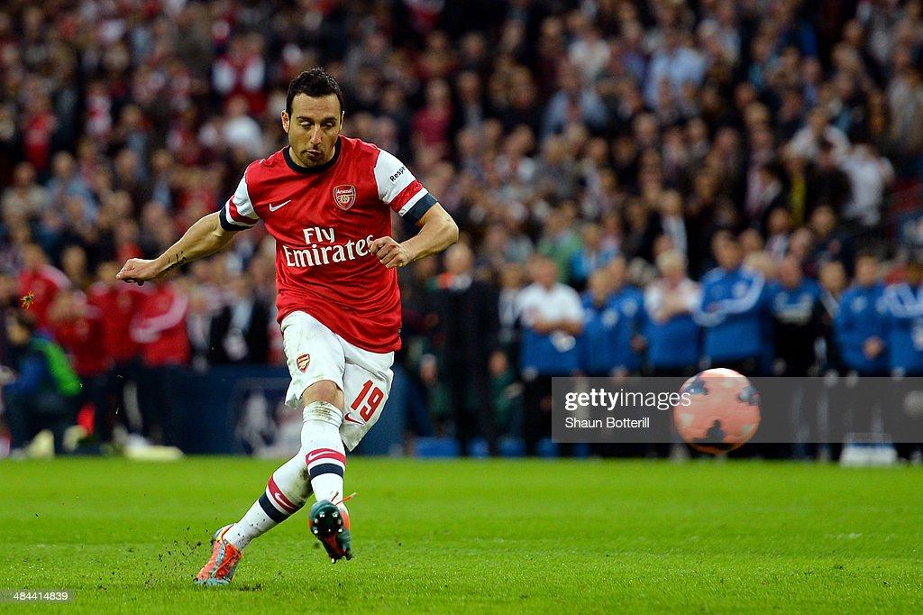 Wigan Athletic v Arsenal - FA Cup Semi-Final