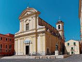 Santi Giovanni Battista ed Evangelista church Nettuno Lazio Italy