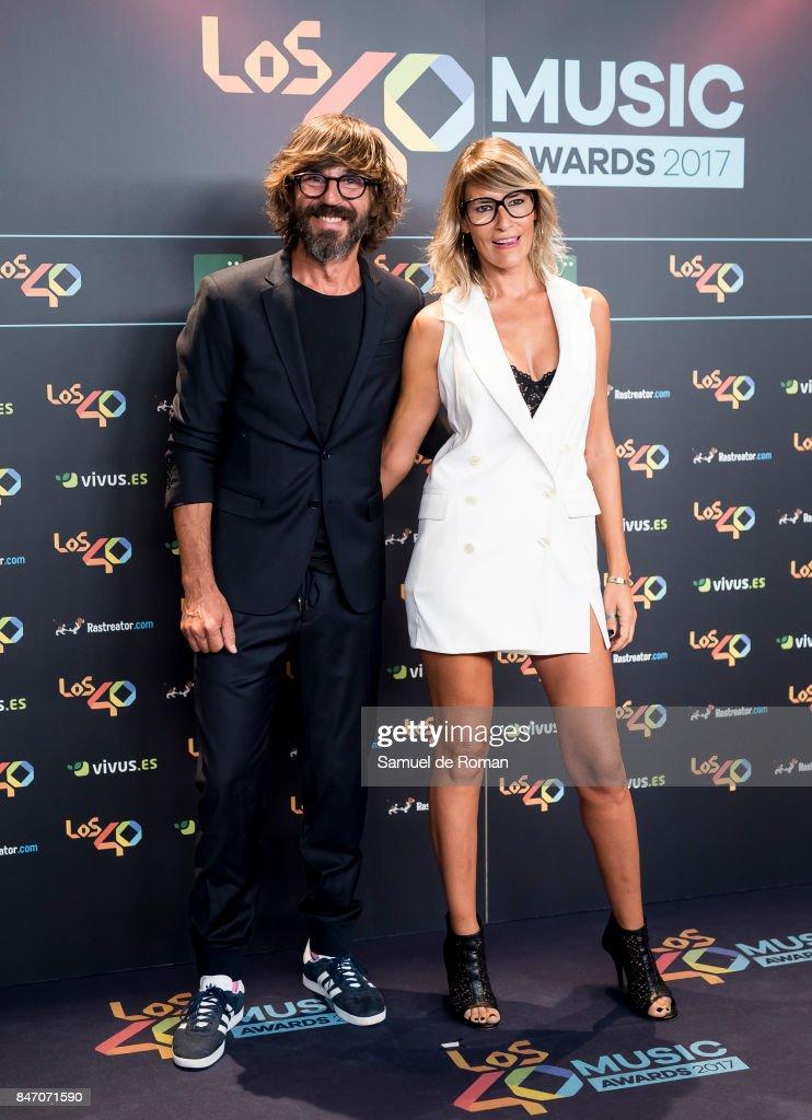 '40 Principales' Awards Nominated Dinner