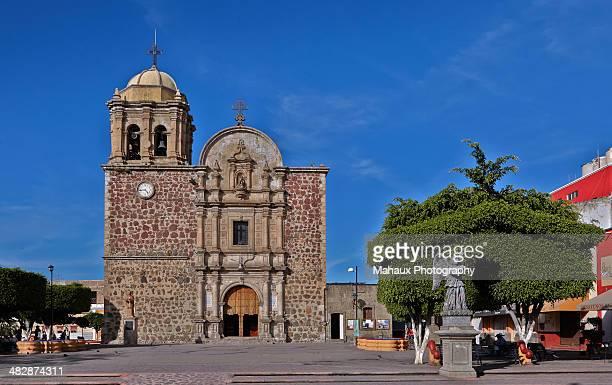 Santiago Apostol church in Armas place