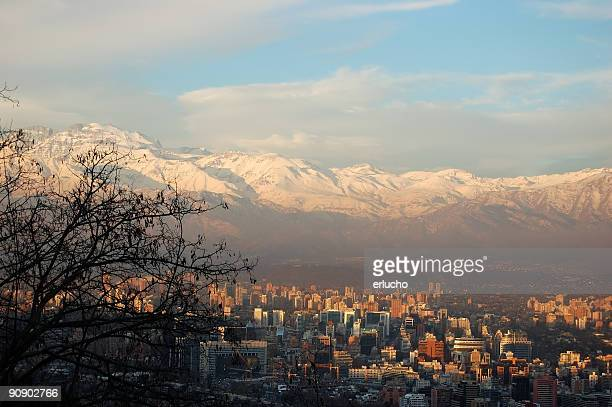 Santiago at Afternoon