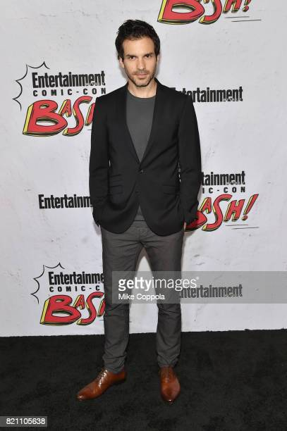 Santiago Cabrera at Entertainment Weekly's annual ComicCon party in celebration of ComicCon 2017 at Float at Hard Rock Hotel San Diego on July 22...