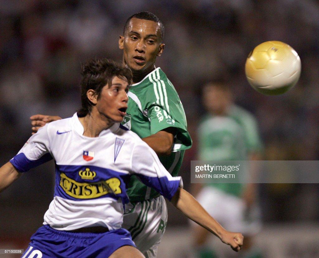 Diego Valdez detras de Deportivo cali
