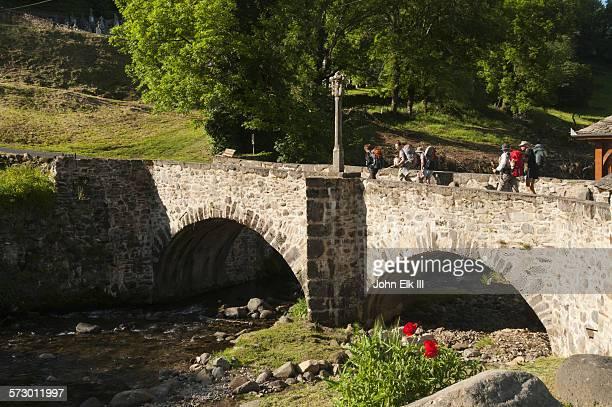 Santiago de Compostela pilgrimage trail
