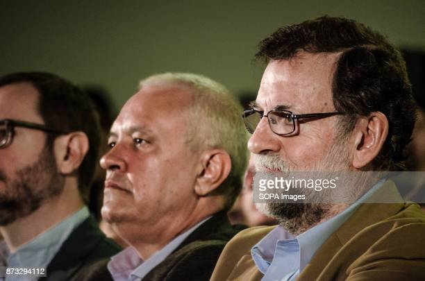 Santiago Rodríguez i Serra and Mariano Rajoy during the rally of the Popular Party of Catalonia The Popular Party of Catalonia has counted with the...