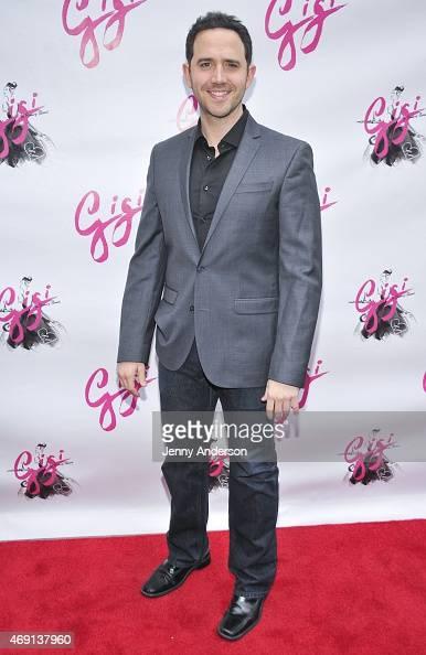 Santino Fontana attends 'Gigi' Broadway opening night at Neil Simon Theatre on April 8 2015 in New York City