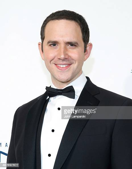 Santino Fontana attends The Drama League's 31st Annual Musical Celebration Of Broadway at The Pierre Hotel on February 2 2015 in New York City