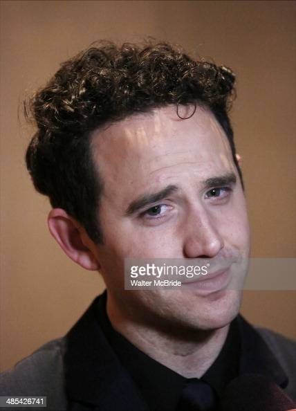 Santino Fontana attends the opening night party for 'Act One' at The Plaza Hotel on April 17 2014 in New York City