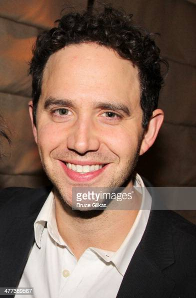 Santino Fontana attends The Opening Night Party for 'All The Way' on Broadway at The Rink at Rockefeller Center Oasis on March 6 2014 in New York City