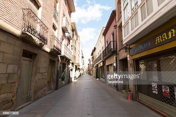 Santo Domingo de la Calzada, Compostela road