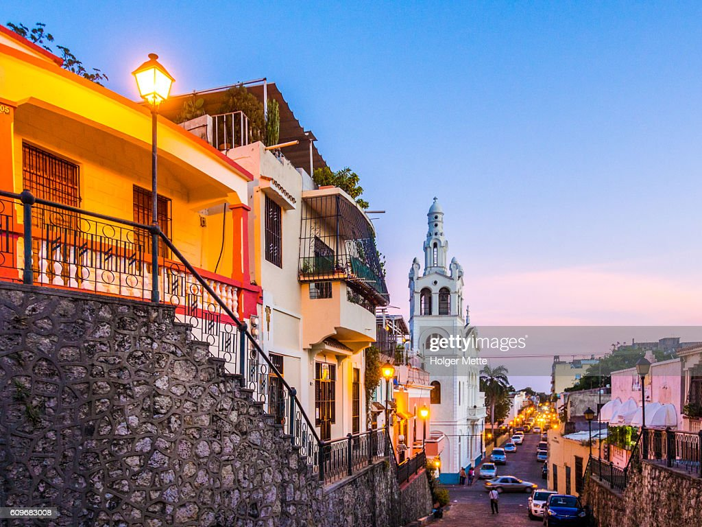 Santo Domingo, Dominican Republic : Stock Photo