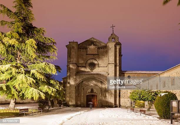 Santo Tomas Real monastery, Avila