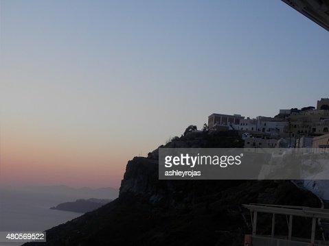 Santorini, Greece : Stock Photo