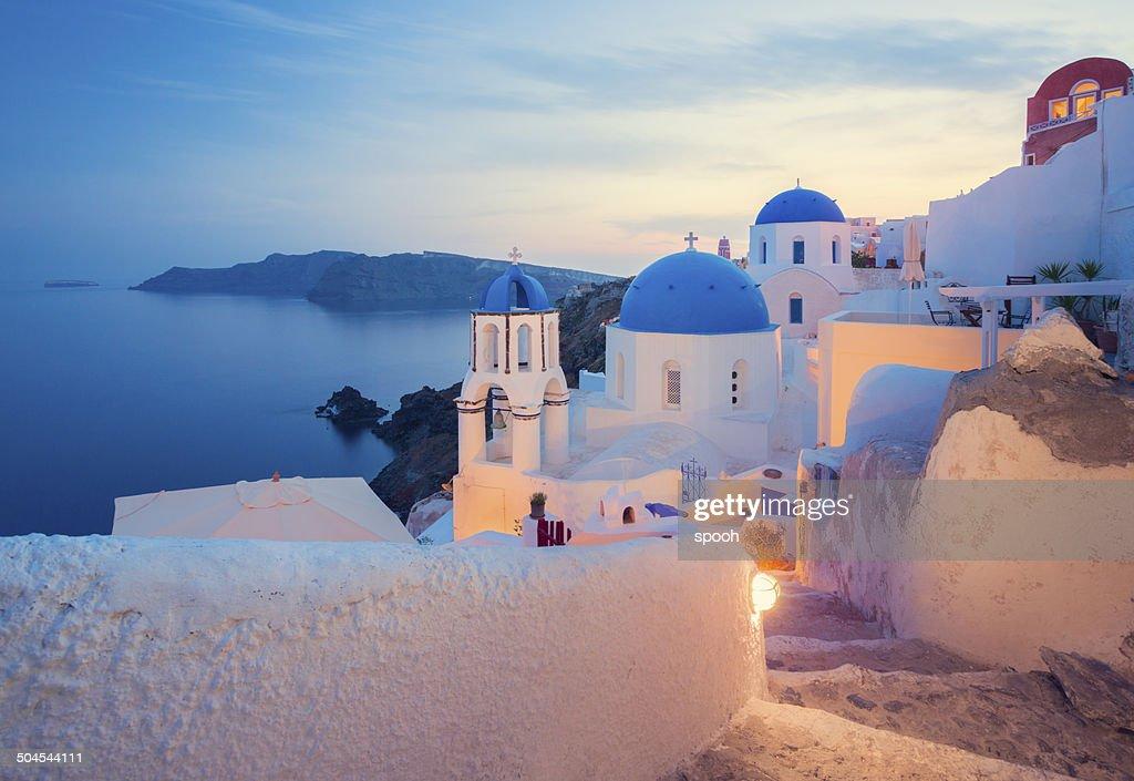 Santorin, Grèce : Photo