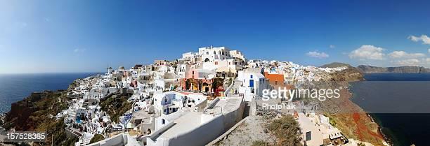 Santorini Island Panorama Photography - XXXLarge