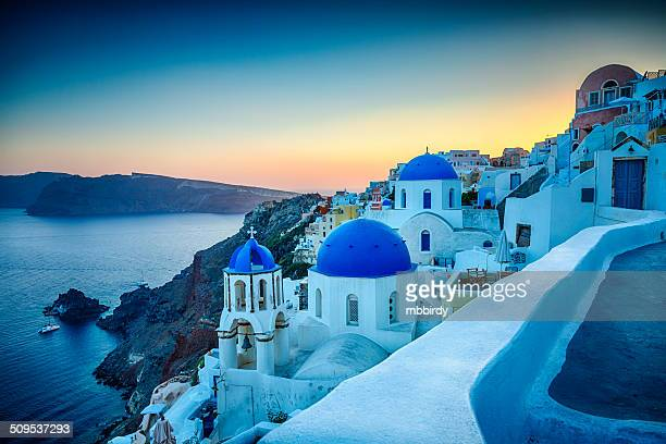 Santorini Oia village, Greece
