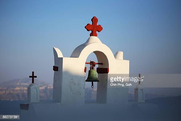 Santorini's Church