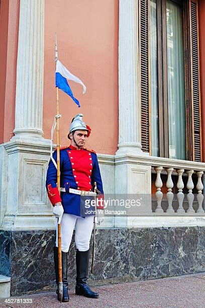 Santos Palace, Montevideo, Uruguay