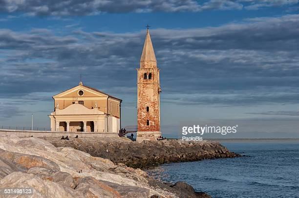 Santuario della Madonna dell'Angelo, Caorle,Venice