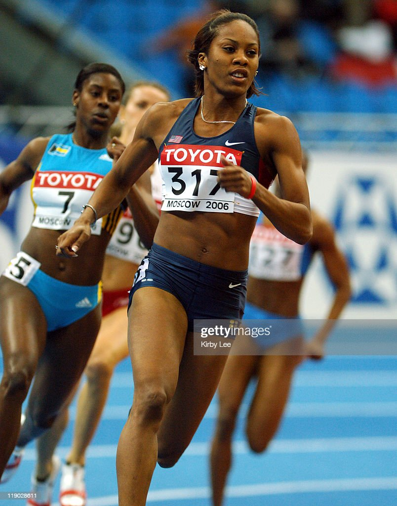 IAAF World Indoor Championships in Athletics - Women's 400m