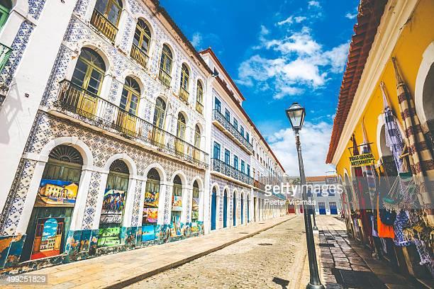 Sao Luis streets.