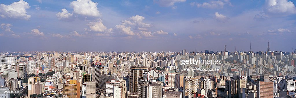 Sao Paolo, Brazil : Stock Photo