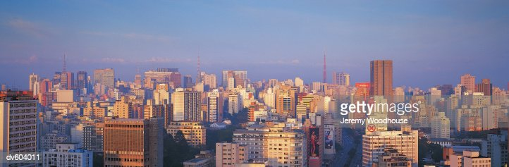 Sao Paolo, Brazil : Stockfoto