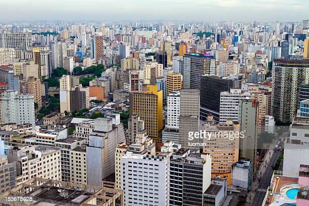 São Paulo, uma grande cidade
