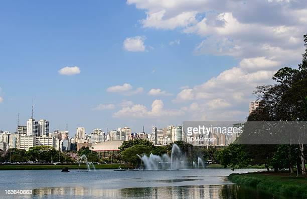 São Paulo, Brasil, Horizonte