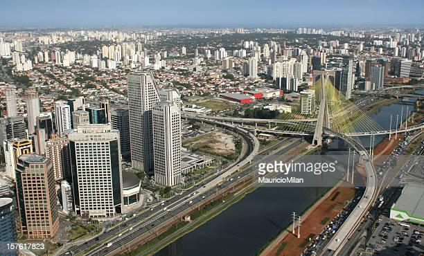 Sao Paulo-Ponte Estaiada