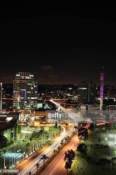São Paulo no noite