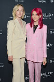 """Bulleit Wrapped """"The Seagull"""" Premiere At Tribeca Film..."""