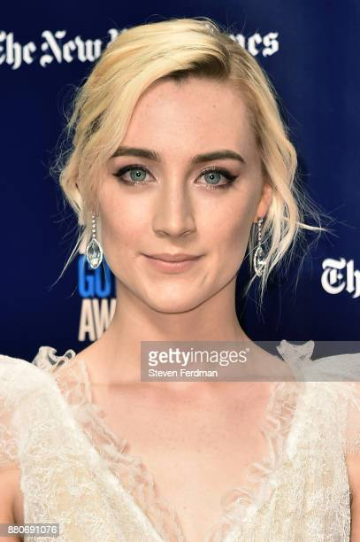 Saoirse Ronan attends IFP's 27th Annual Gotham Independent Film Awards at Cipriani Wall Street on November 27 2017 in New York City